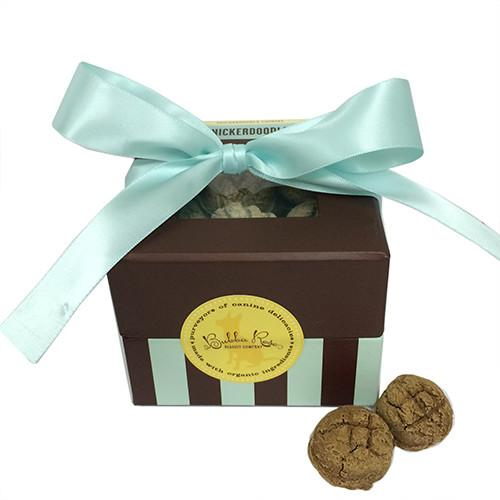 Organic Cookie Gift Box for Dogs