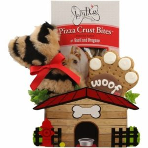 Dog House Treats Luxury Gift Basket For Dogs