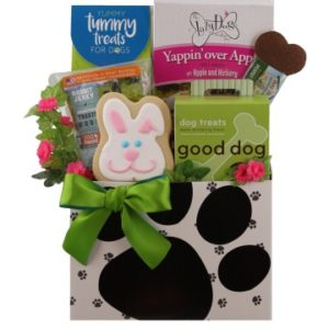 Easter Toys and Gift Baskets For Dogs