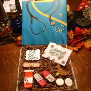 boxed deluxe get well dog treats