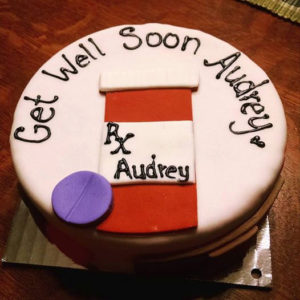 get well cake for dogs