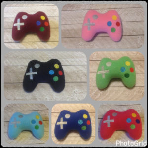 Game Controller Squeaky Dog Toys