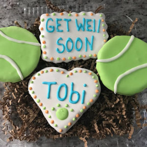 Grain Free Get Well Soon Dog Treat Box