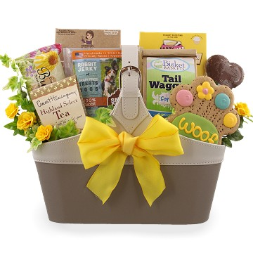 Classy dog owner easter giftpampered paw gifts negle Image collections