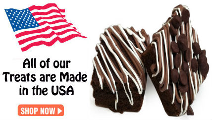 Dog and Cat treats made fresh in the USA