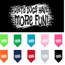 Its all about me dog bandana