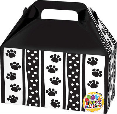 Bow Wow Birthday Gift Box