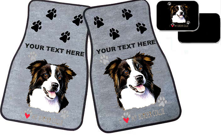 Dog Breed Truck & Car Floor Mats