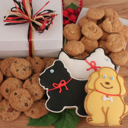 "Hand Decorated Cookies 4 ½"" Various Flavors ,Personalized with name"