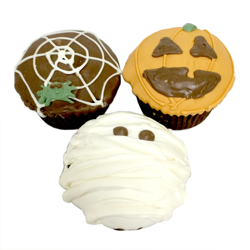 Delicious Organic Halloween Cupcakes for Dogs