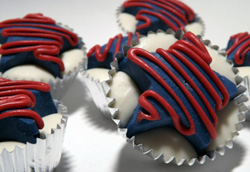 Patriotic Fourth of July  Dog Treats