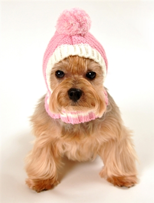 HD Crown Knit Hat by Hip Doggie
