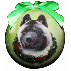 Dog Breed Christmas Ornaments