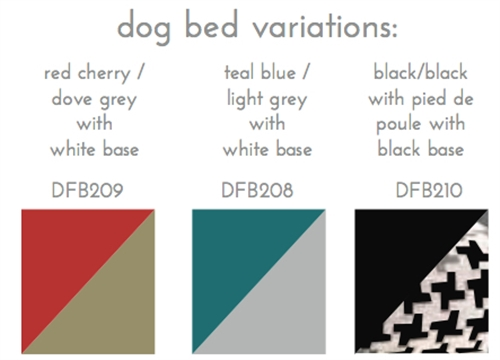 Naptime Dog Bed by DFBeautifool PET