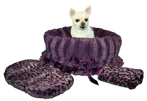 Baylee Nasco Dog Bed