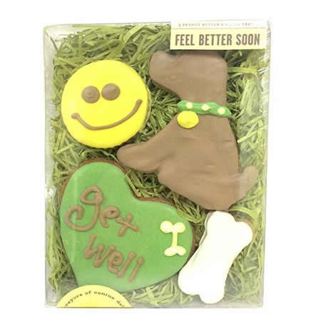 Organic Cookie Feel Better Soon  for Dogs