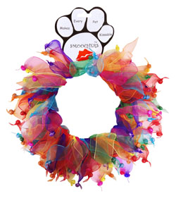 Rainbow Pride Pet Party Collars