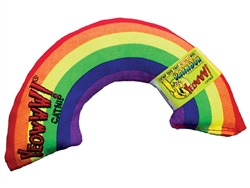 Rainbow Pride Catnip Toy