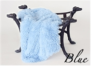 Luxury Shag Pet Blankets & Throws by Hello Doggie