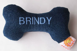 Personalized Dog Bone