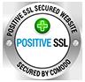 Positive SSL Secured Website