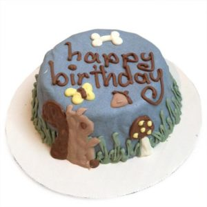 Fast Shipping Dog Birthday Cakes