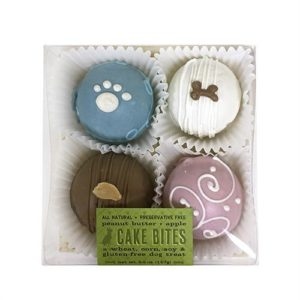 Cake Bites For Dogs