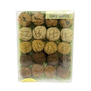 Organic Dog Cookie Sampler