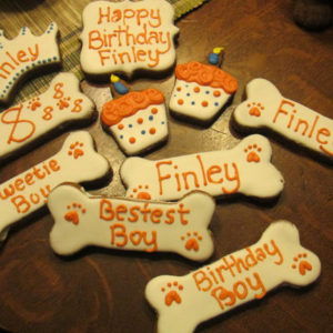 Dog Birthday Treats