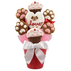 Puppy Love Biscuit Bouquet For Dogs