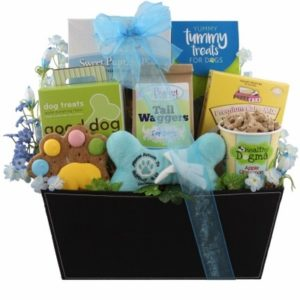 Luxury Dog Gift Baskets
