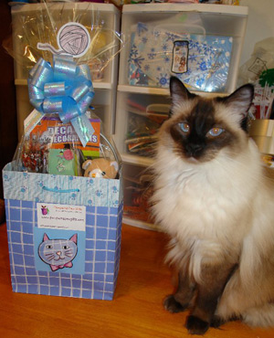 akemi with gift