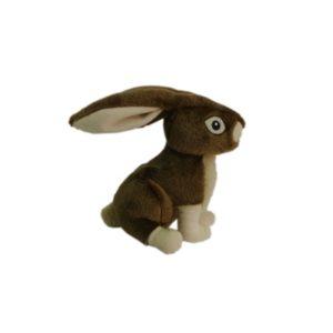 GoDog Wildlife Rabbit with Chew Guard