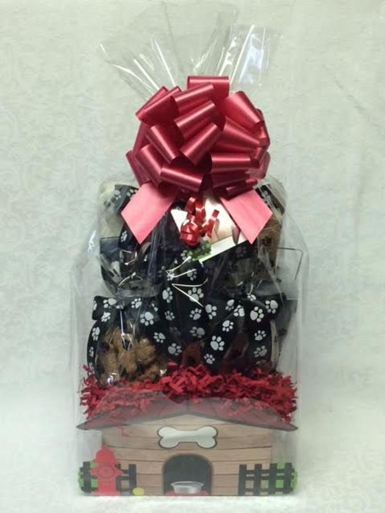 New Puppy Gift Basket Ideas